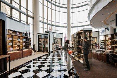 Nakupování v Dubaji