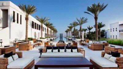 Hotely v Ománu