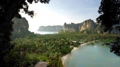 O Thajsku