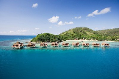 Hotely na Fidži