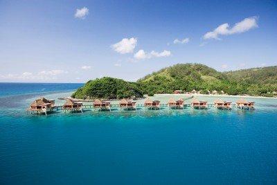 Отели na Fidži