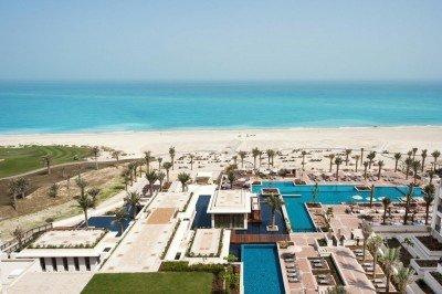 Hotely v Abu Dhabí