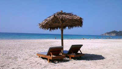 Pláž a moře