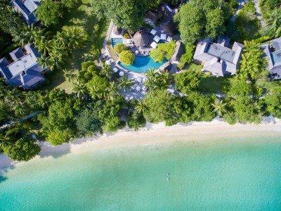 Hotels na Seychelách