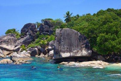 Luxusní Seychellen