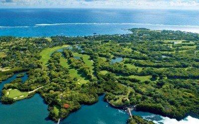 Golf na Mauríciu