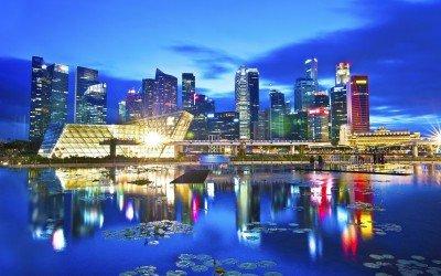 Luxusný Singapore