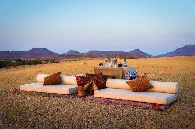 Hotely v Namíbii