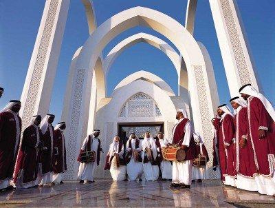 Hotely v Kataru
