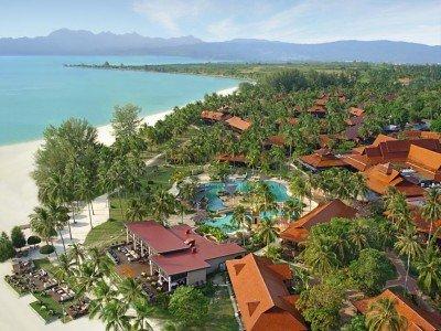 Hotely v Malajzii