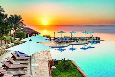 Hotely v Jordánsku