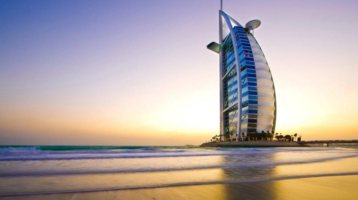 dovolená Dubaj 2017