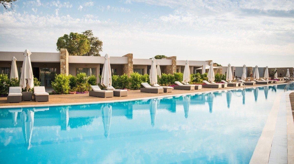 Luxusní dovolená Řecko
