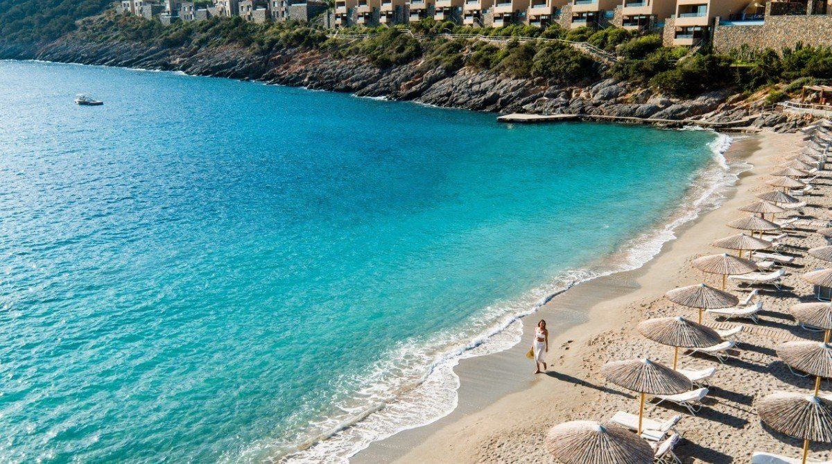 Luxusní Řecko