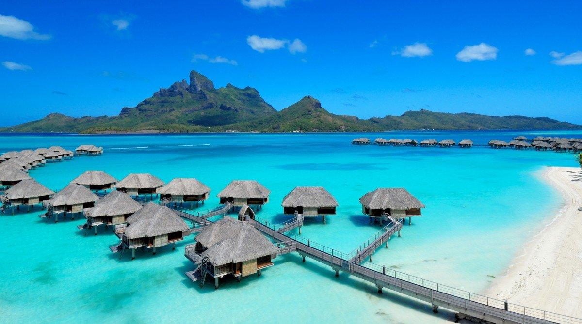 Polynezia Dovolenka 2020 Bora Bora Tahiti Deluxea