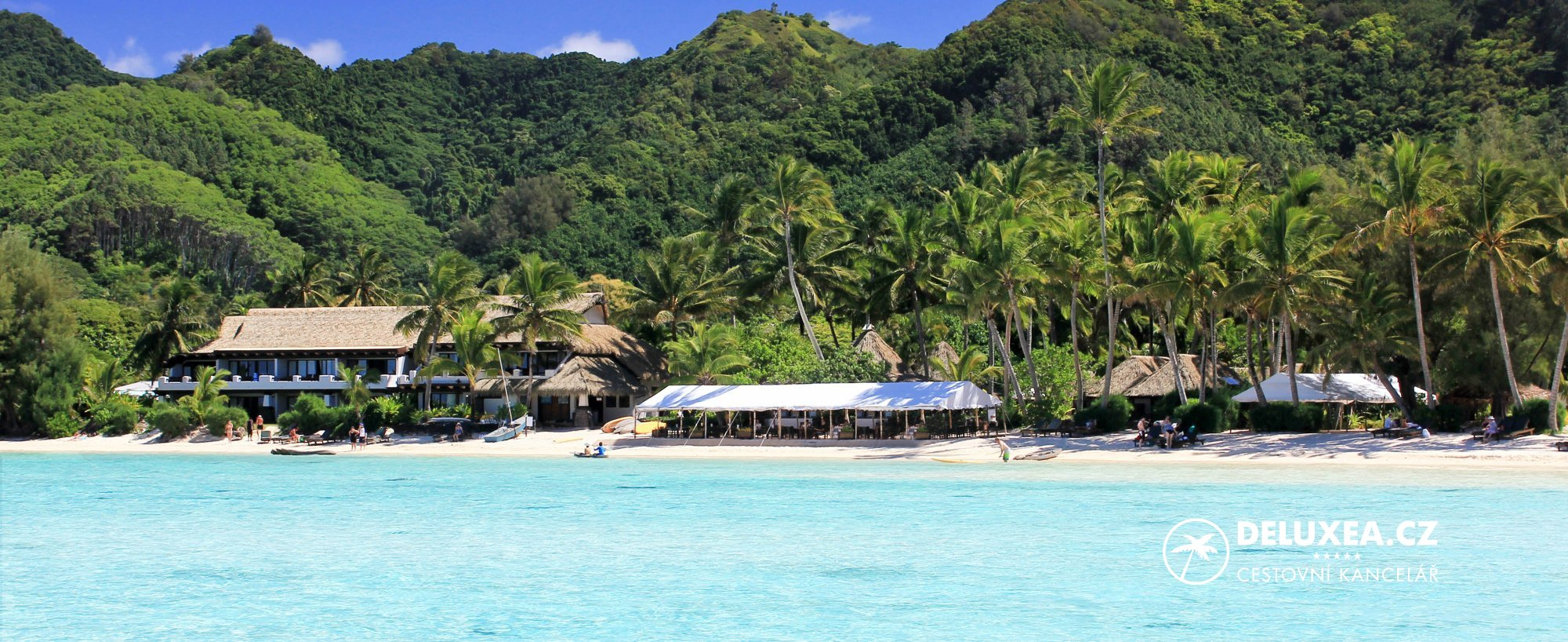 Hotel Pacific Resort Rarotonga  Cook Island  Cookovy