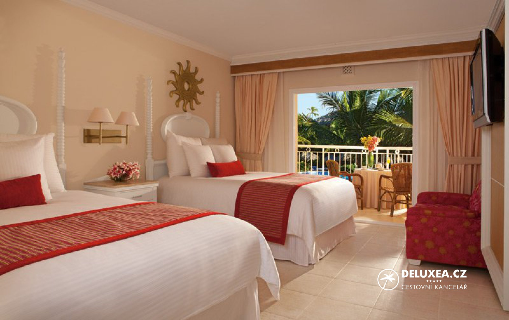 Dreams punta cana resort & spa / пунта кана / курорты домини.