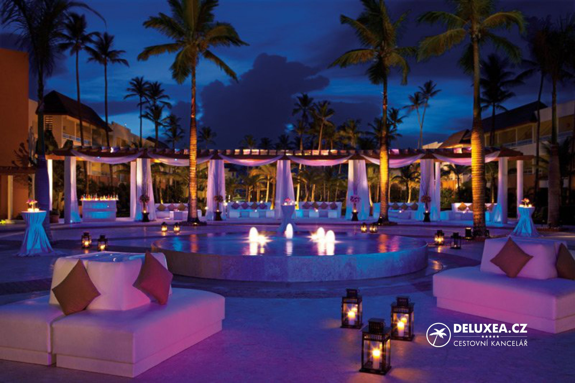 Hotel secrets royal beach punta cana dominik nsk for Hotel secret