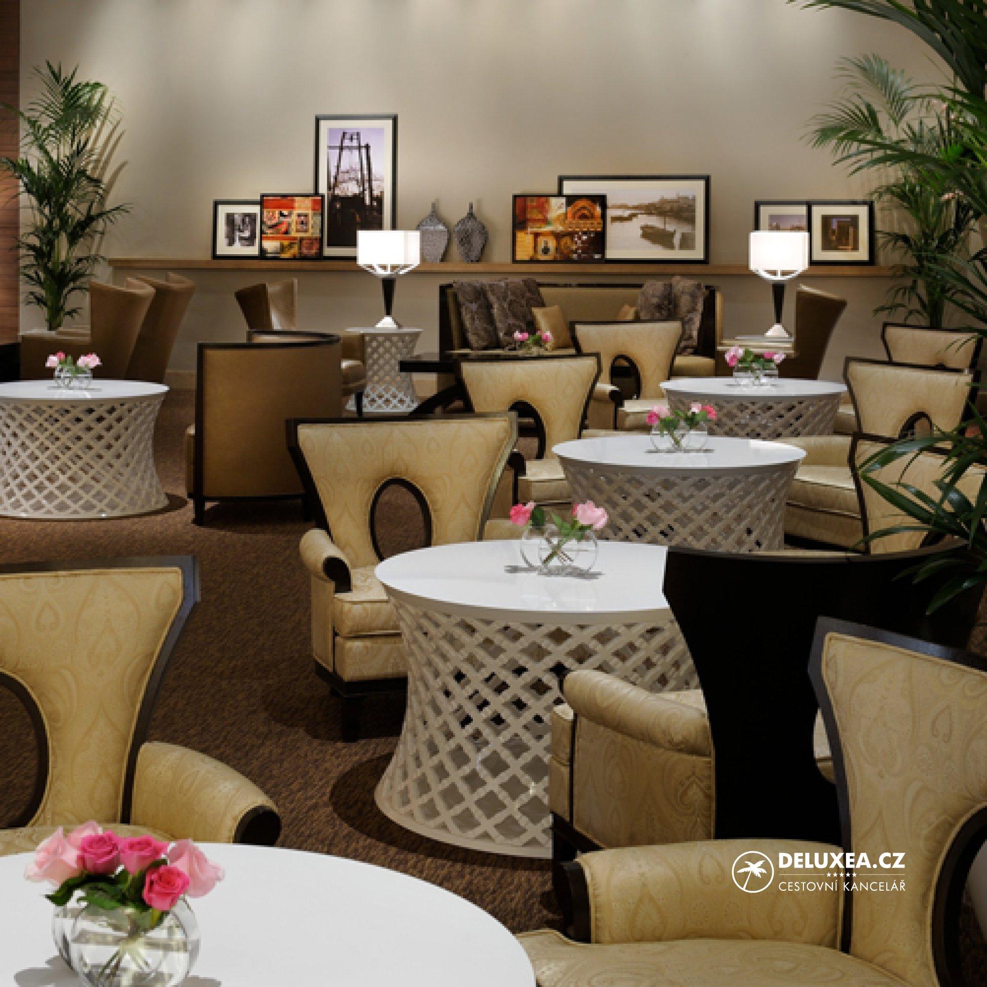 Hotel The Address Dubai Mall  Dubaj