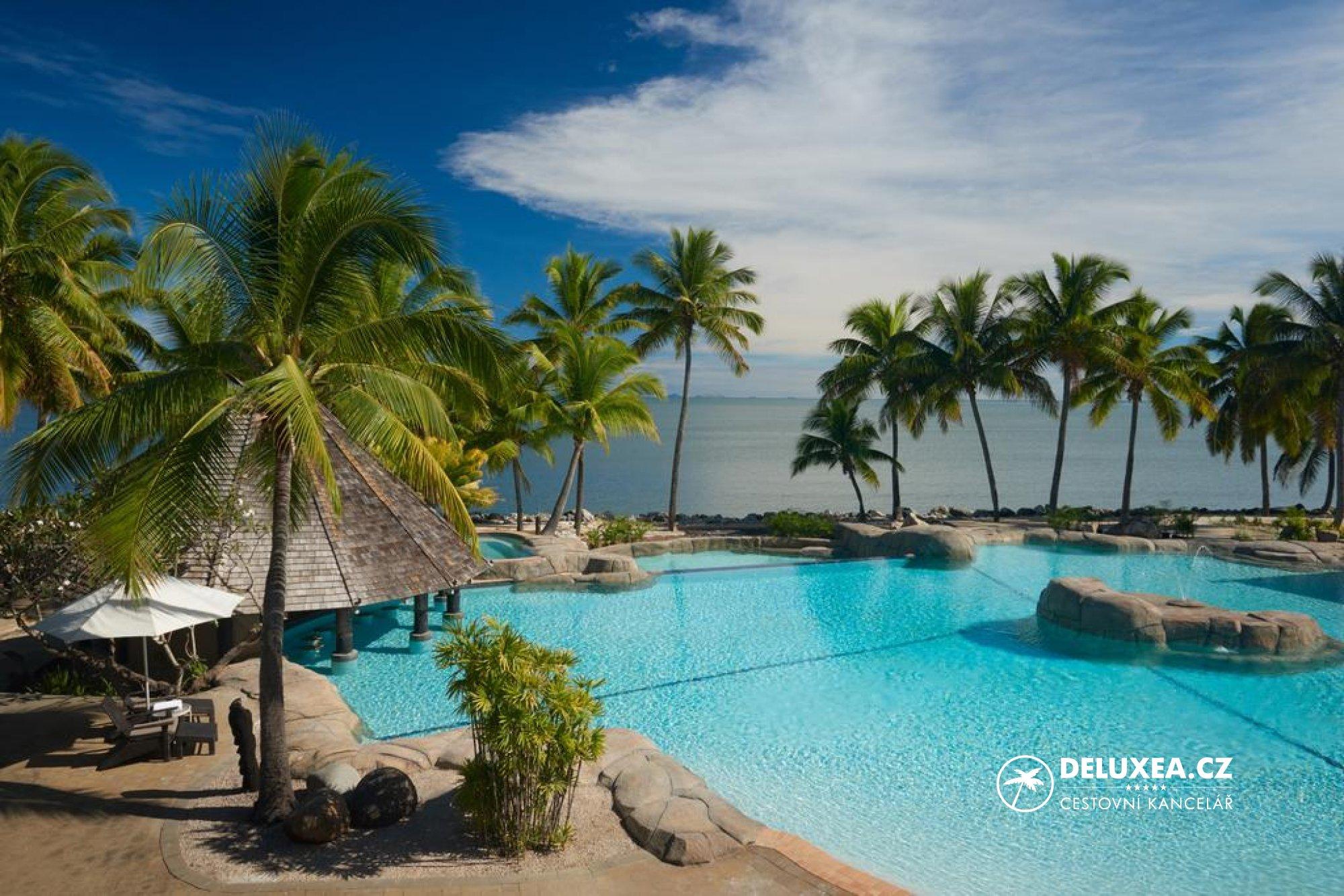 hotel doubletree resort by hilton fiji sonaisali island. Black Bedroom Furniture Sets. Home Design Ideas