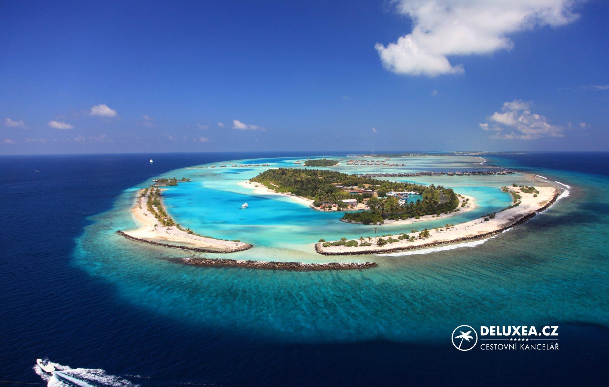 Hotel Paradise Island Resort Spa Maledivy DELUXEA