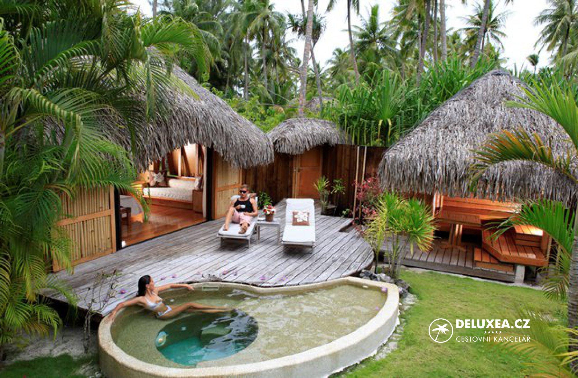 Hotel Pearl Beach Resort  Spa  Bora Bora  DELUXEA