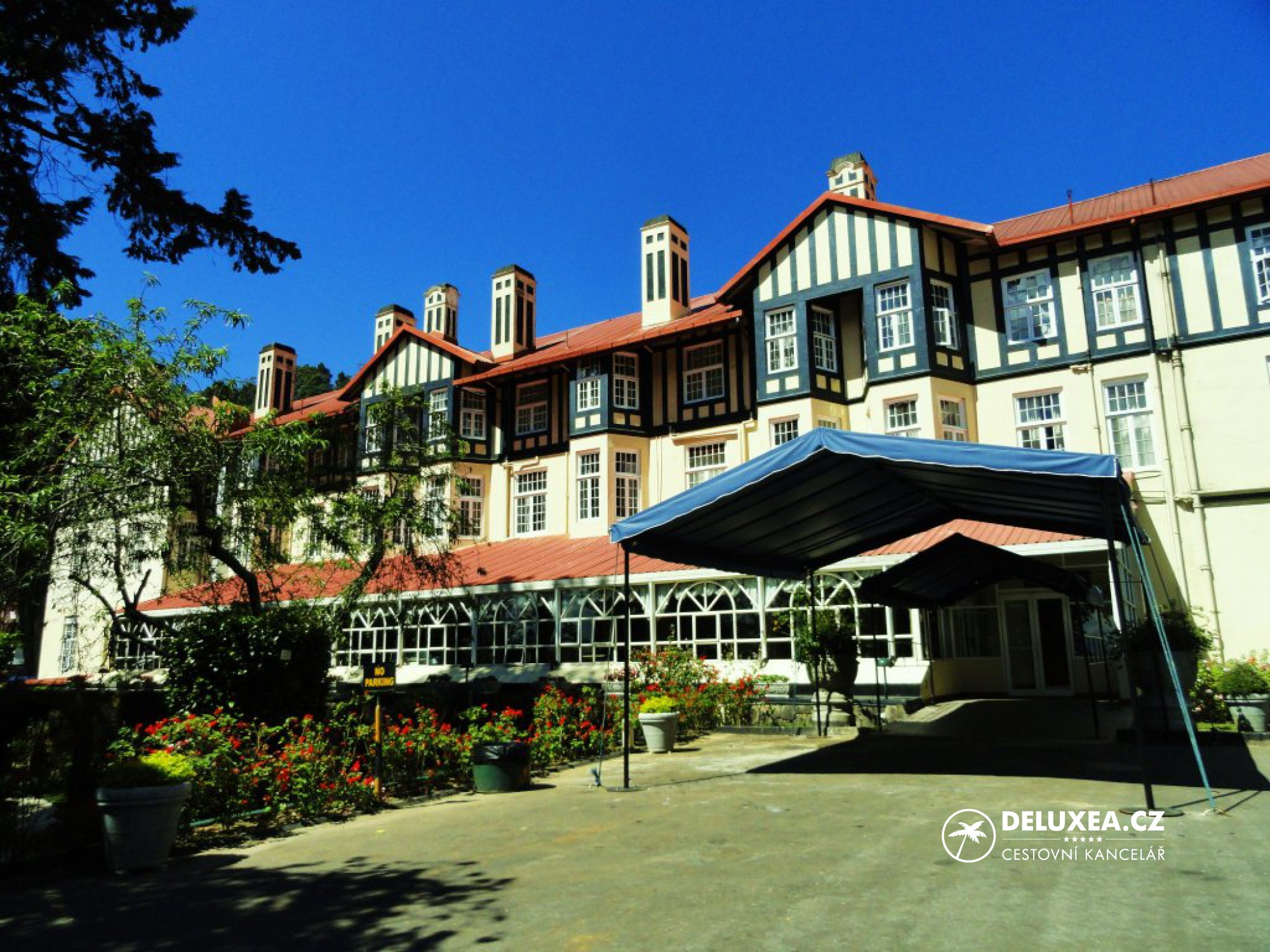 Hotel the grand hotel nuwara eliya sr lanka deluxea - Grand hotel sri lanka ...