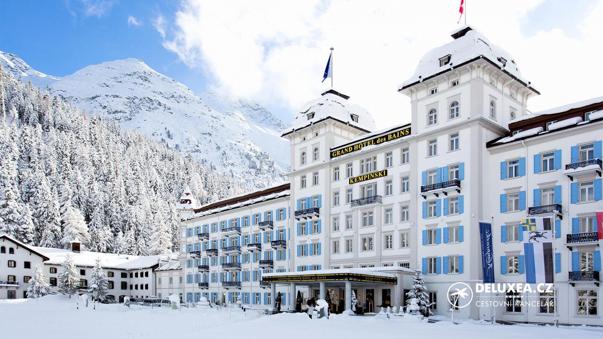 Kempinski grand hotel des bains deluxea for Hotel des bain