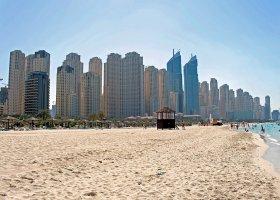 veřejná pláž Jumeirah Beach