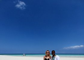 Pemba Sandbank Trip