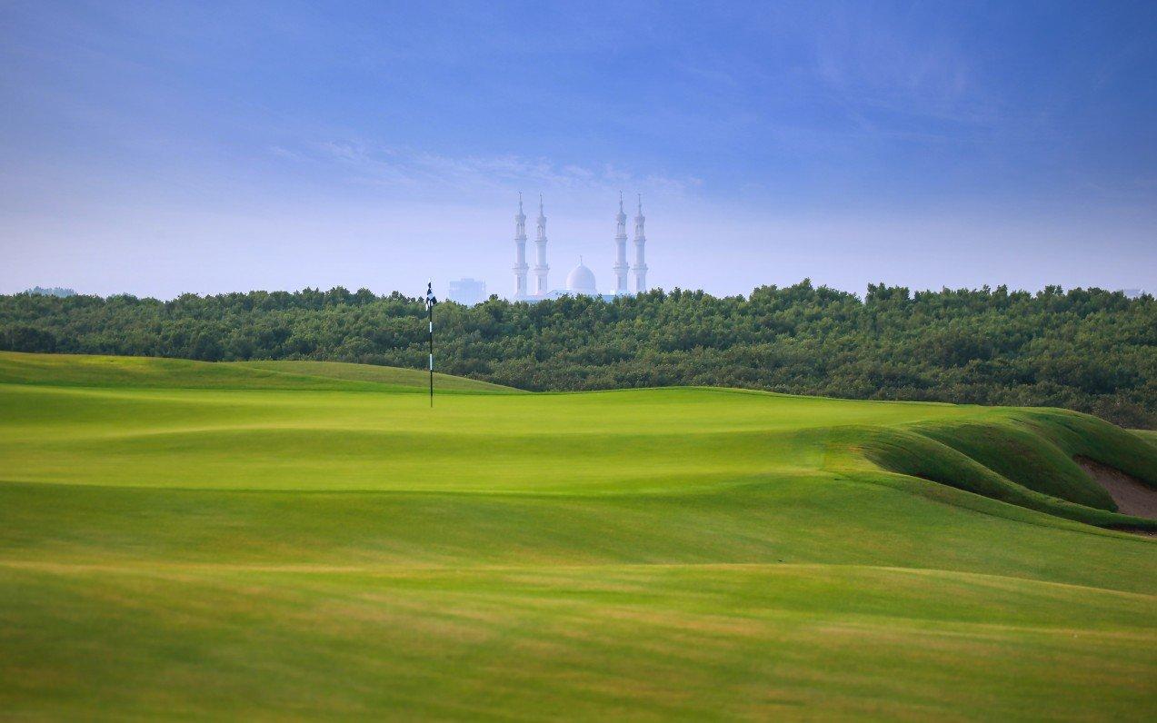 Al Zorah Golf Club