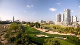 Emirates Golf Club Majlis