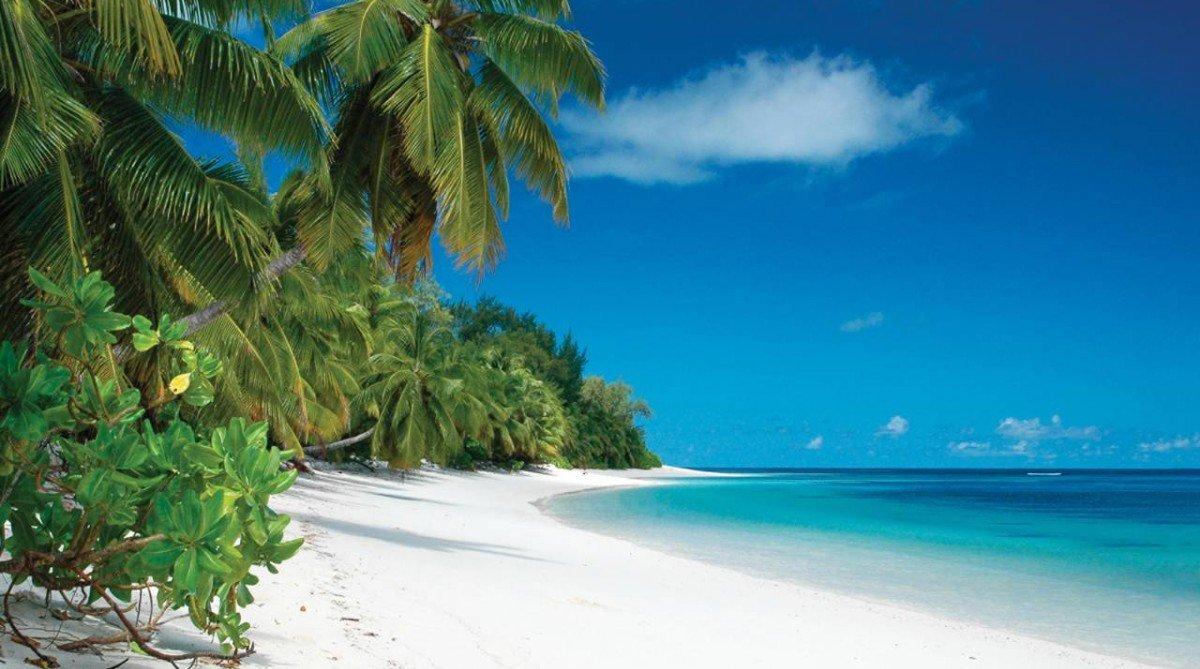 "Four seasons resort Seychelles <span class=""beutystar"">*****</span>"