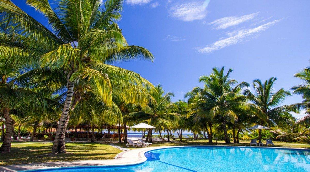 Alphonse Island - Seychely