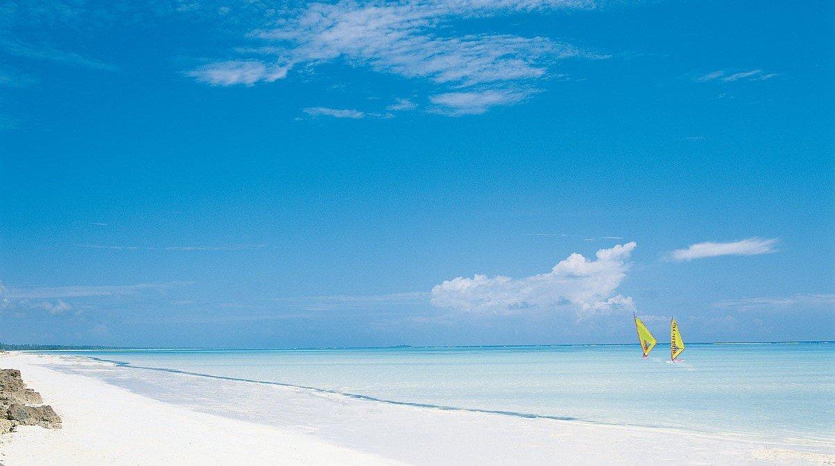 """Sandies Baobab Beach <span class=""""beutystar"""">****</span> Tanzánie"""