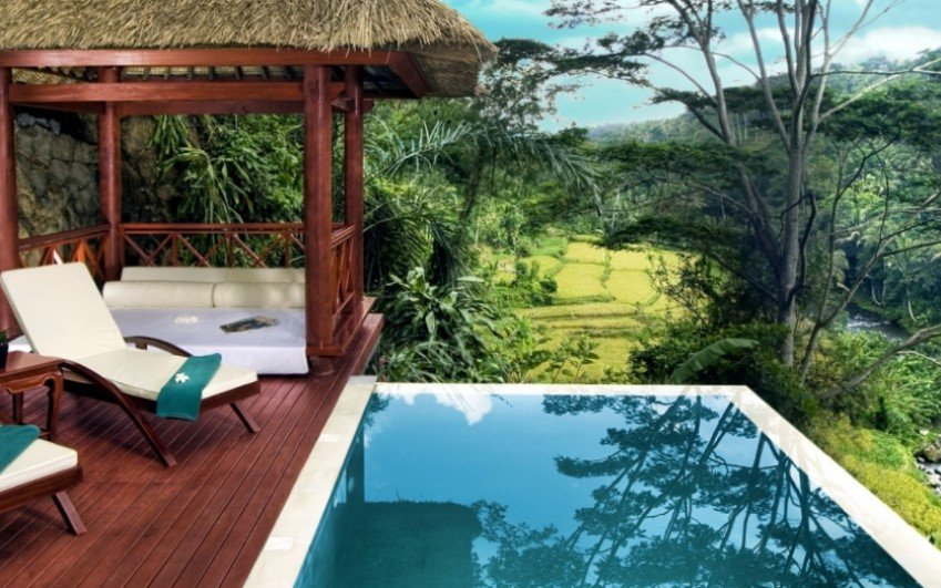 Kupu Kupu Barong Villas and Tree Spa