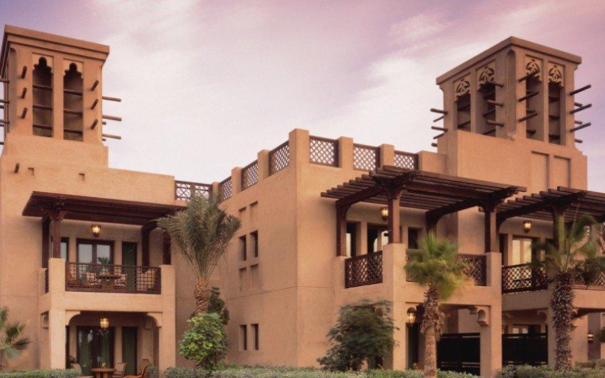 Madinat Jumeirah - Dar Al Masyaf 5*