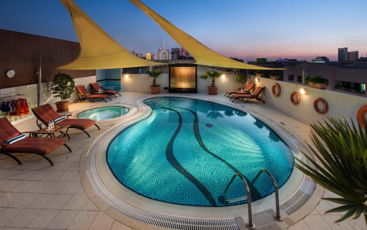 Savoy Suites Dubai