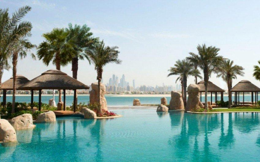 Sofitel Dubai The Palm Resort & Spa *****