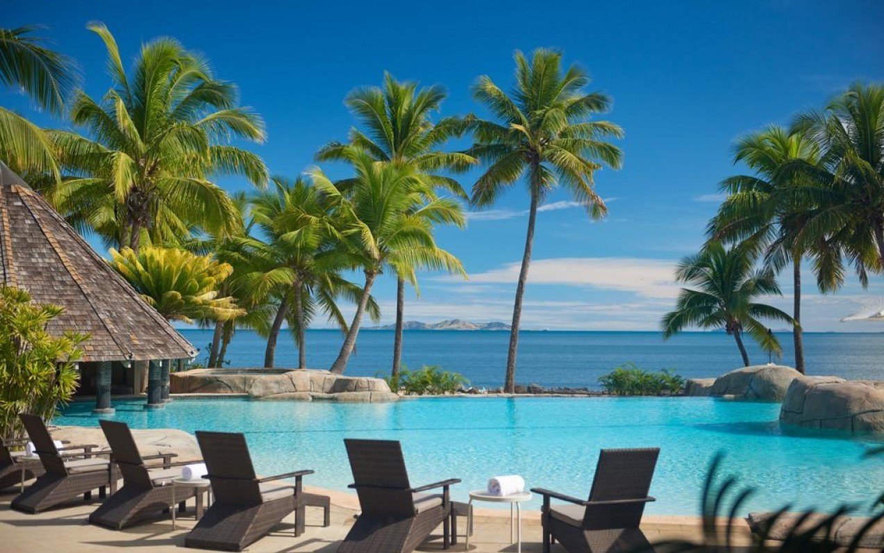 DoubleTree Resort by Hilton Fiji