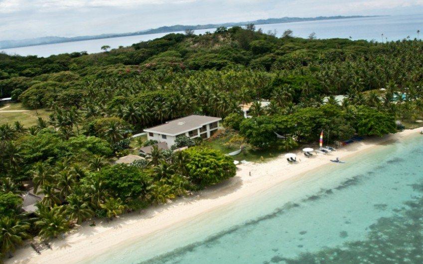 Lomani Island Resort