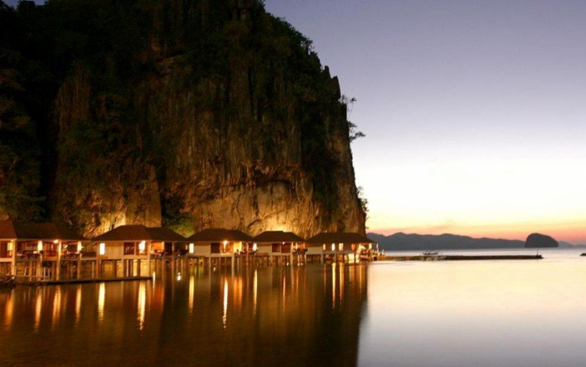 Lagen Island Resort ****