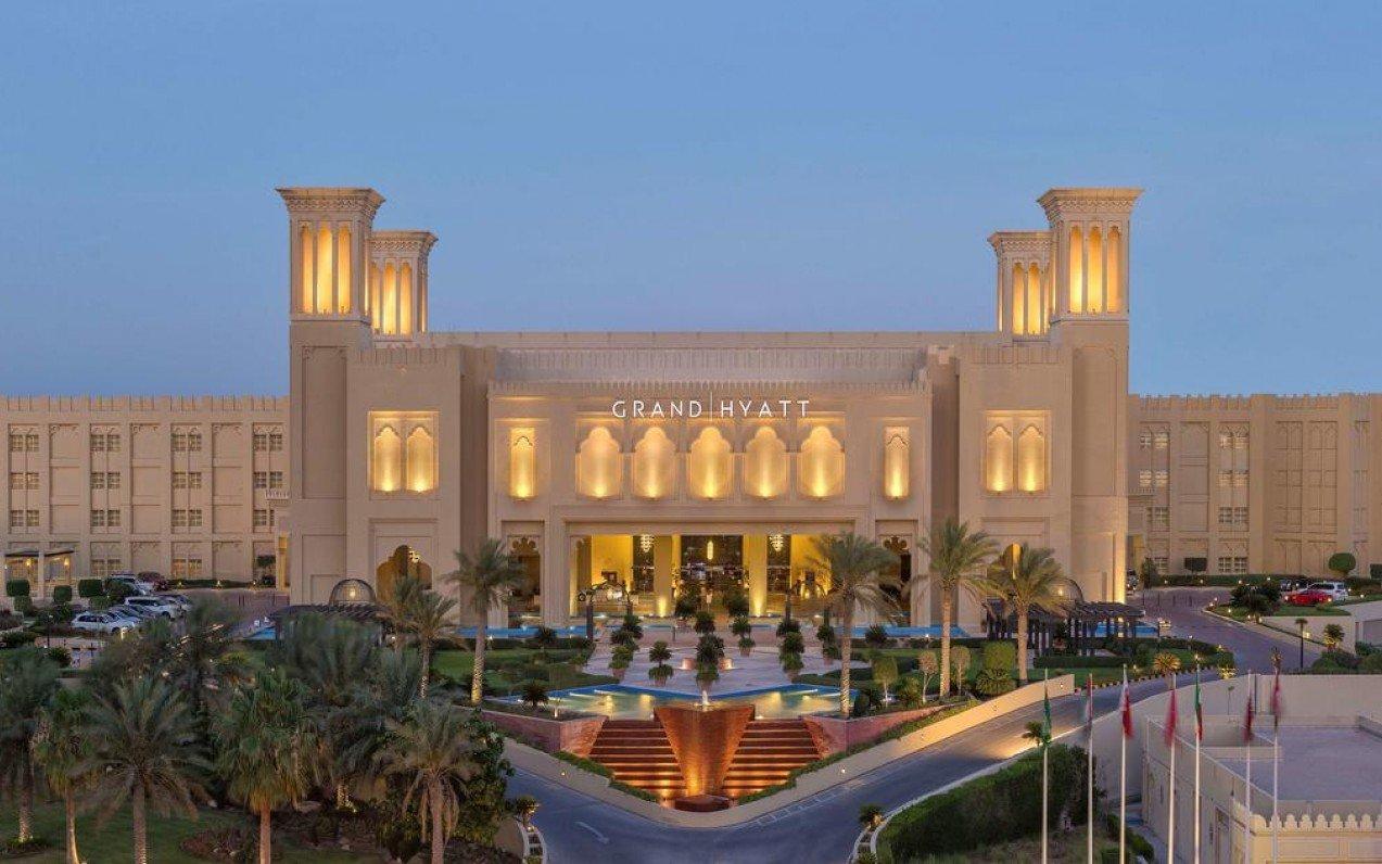 Grand Hyatt Doha Hotel Villas
