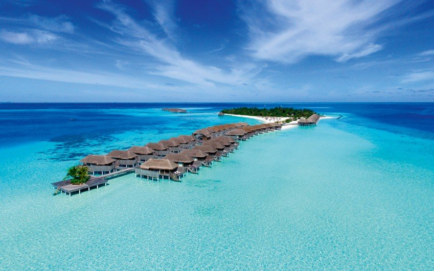 Constance Moofushi Resort Maldives *****