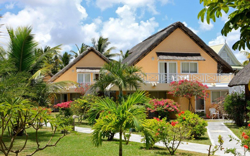 Merville Beach Hotel Mauritius ***