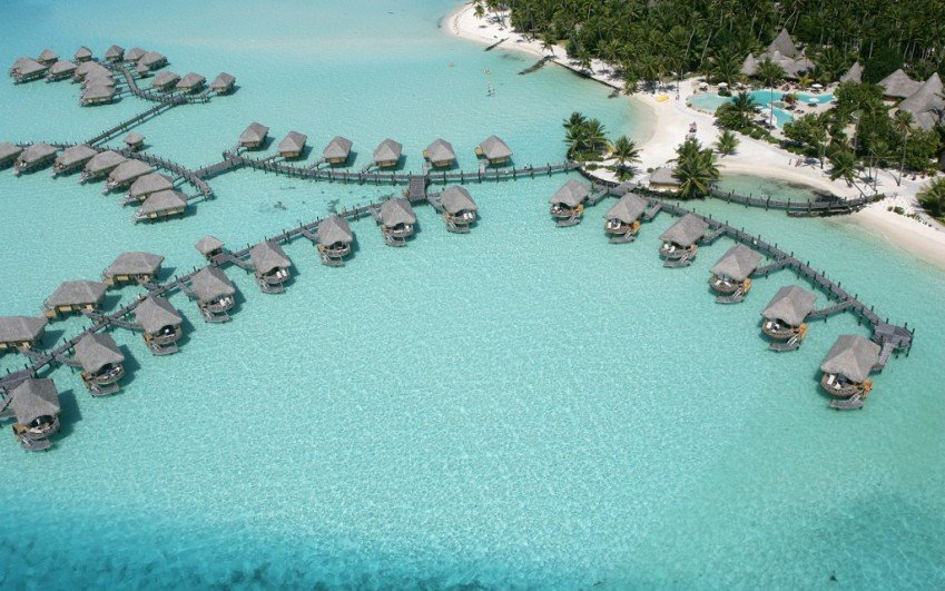 Hotel Pearl Beach Resort Spa Bora Bora Deluxea