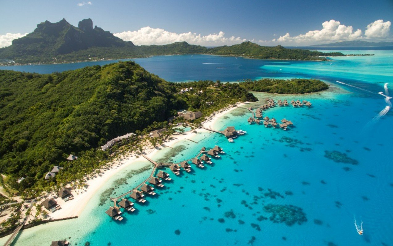 Conrad Bora Bora Nui Resort and Spa