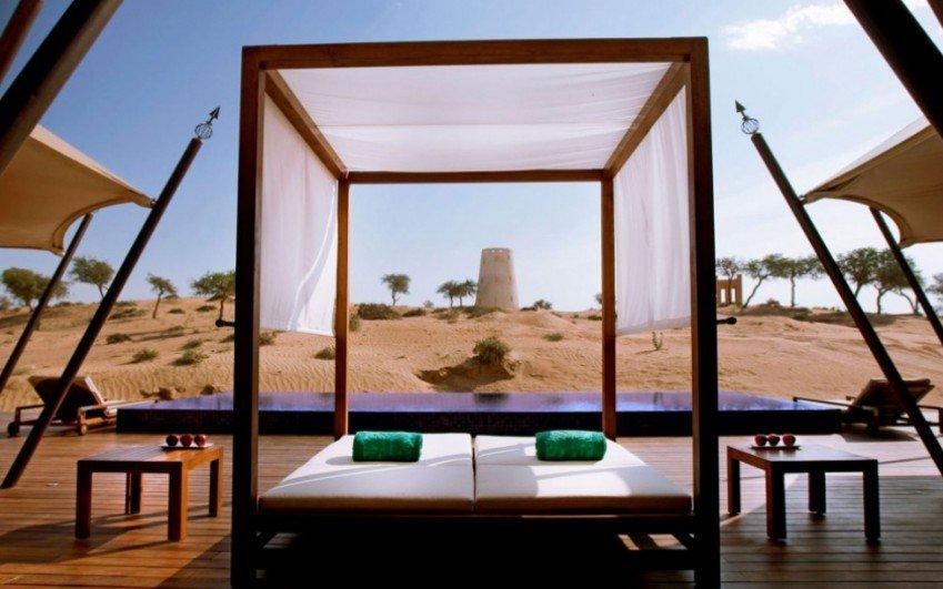 Ritz Carlton Ras Al Khaimah al Wadi Desert