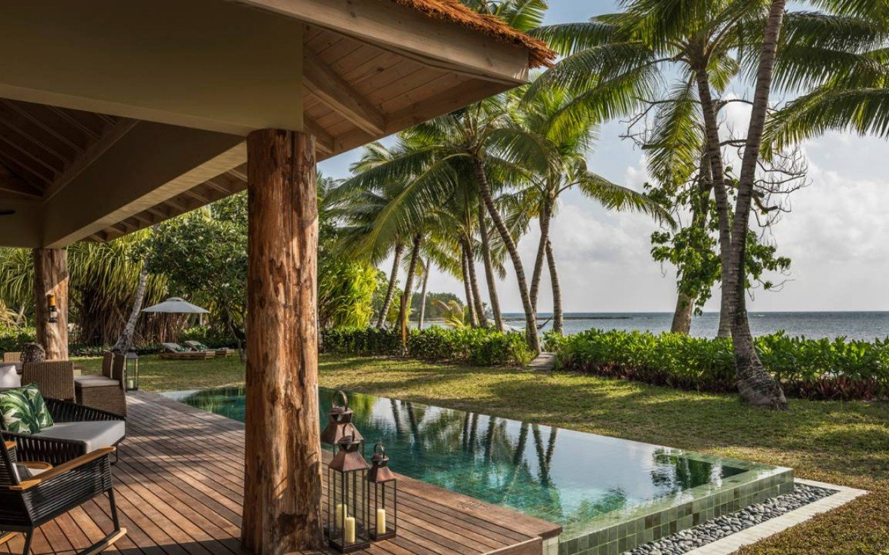 Four Seasons Seychelles Desroches