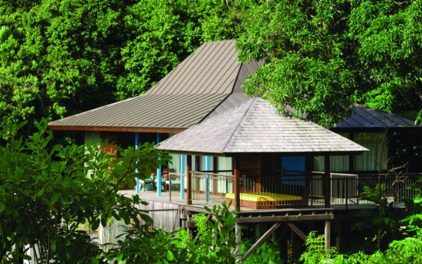 Mahé Four Seasons Resort